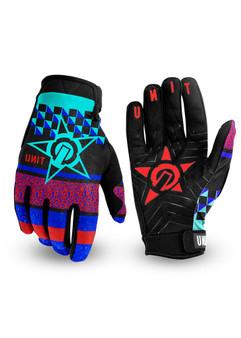 Mens Gloves - Mirage - Blue