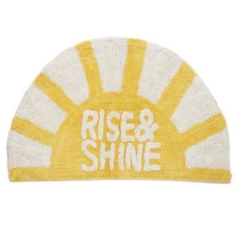 Rise & Shine Bathmat