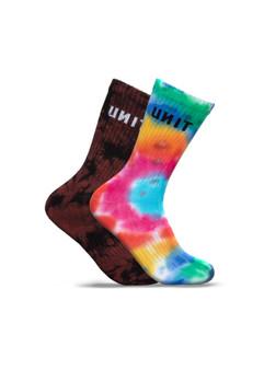 Men's Socks - Cosmo - Twin Pack