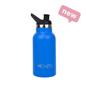 Mini Montii Drink Bottle (350ml) - Blueberry