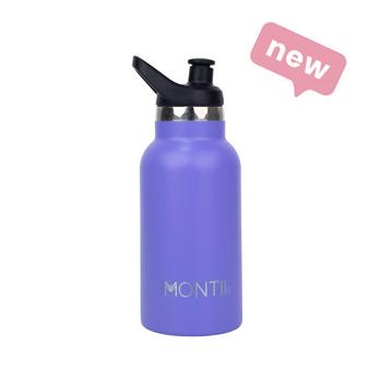 Mini Montii Drink Bottle (350ml) - Grape