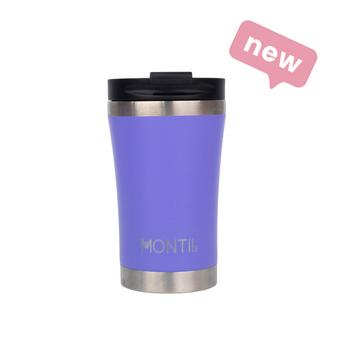 Regular Coffee Cup 350mls - Grape