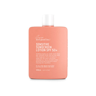 Sunscreen Lotion/ Sensitive/ SPF 50+