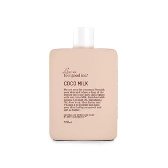 Coco Milk Coconut Moisturiser