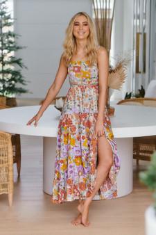 Secret Garden Print Bea Dress