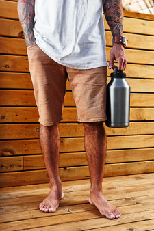 The Big Water Bottle - 1.9L - Double Walled