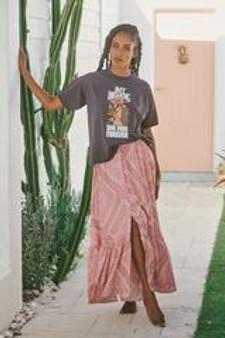 Gigi Print Songbird Maxi Skirt