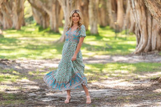 Corydon Maxi Dress