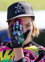 Youth Moto Gloves - Clowning