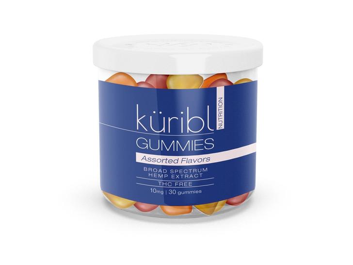 300 mg CBD Gummies- THC FREE
