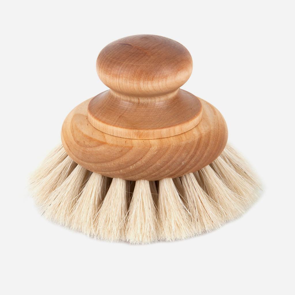Bath brush with Knob