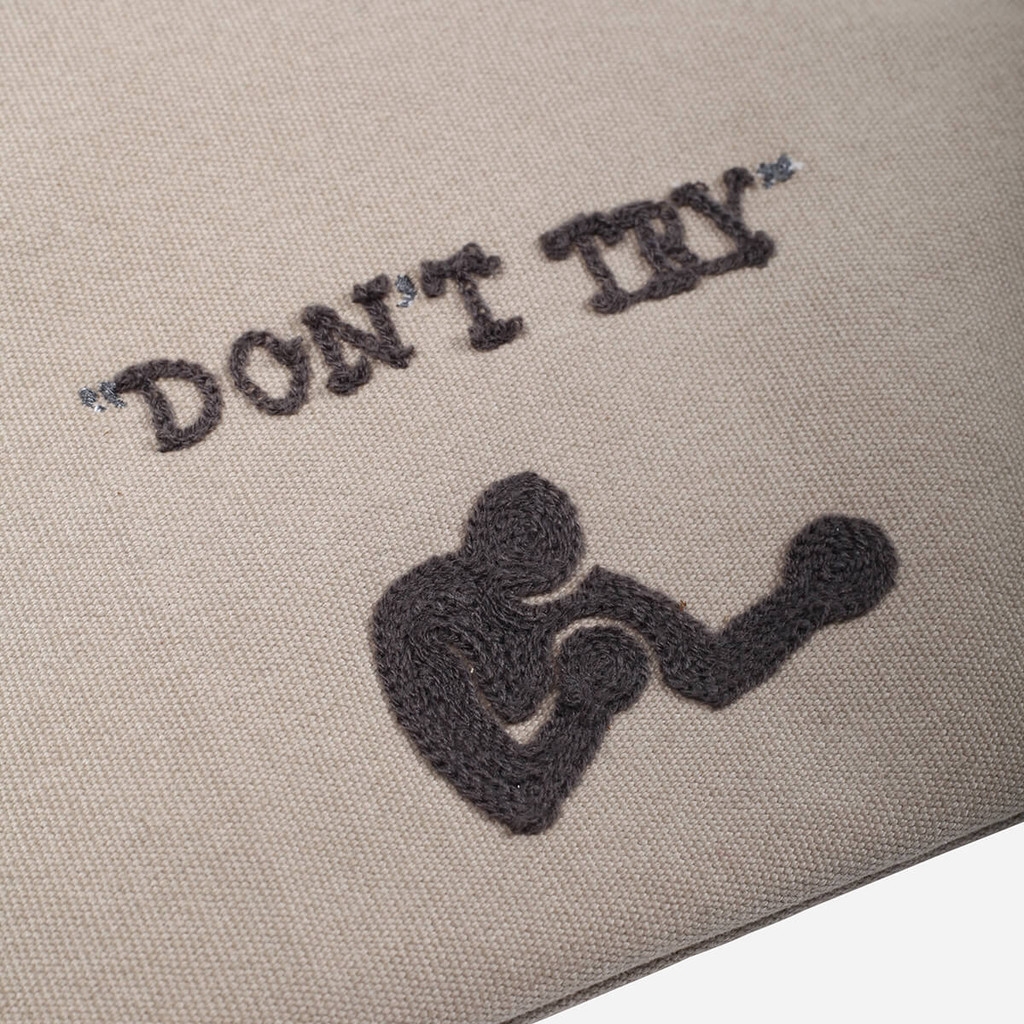 """Don't Try"""" Bank Bag"""