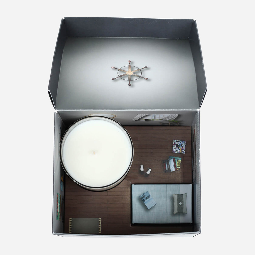 Space Cowboy Candle