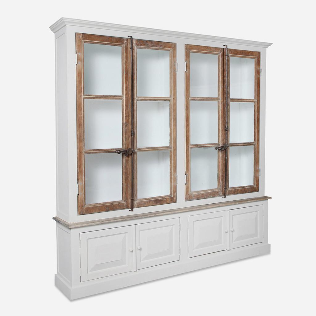 Bakery Cabinet, 4 Door