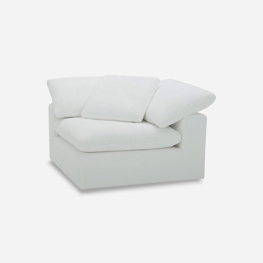 Stratus Cloud Sofa, Pearl