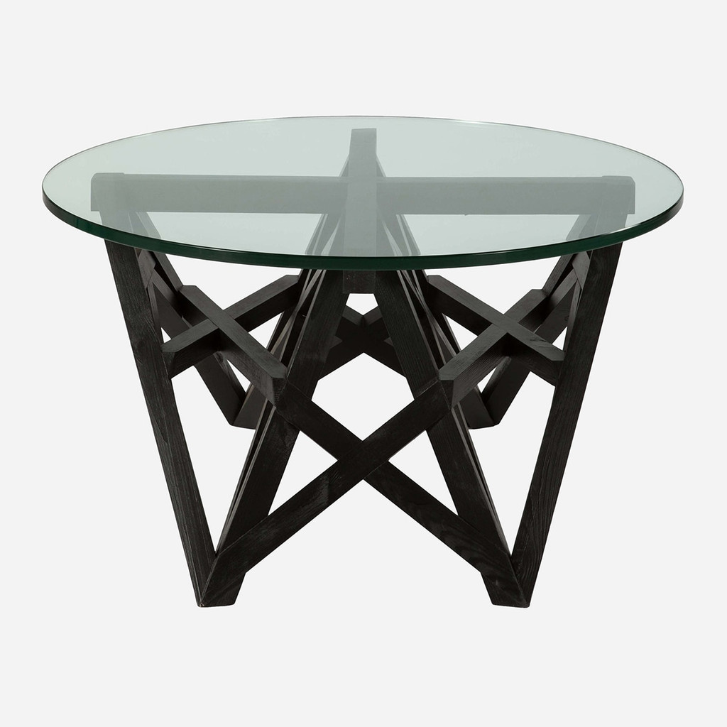 Maquette Round Coffee Table