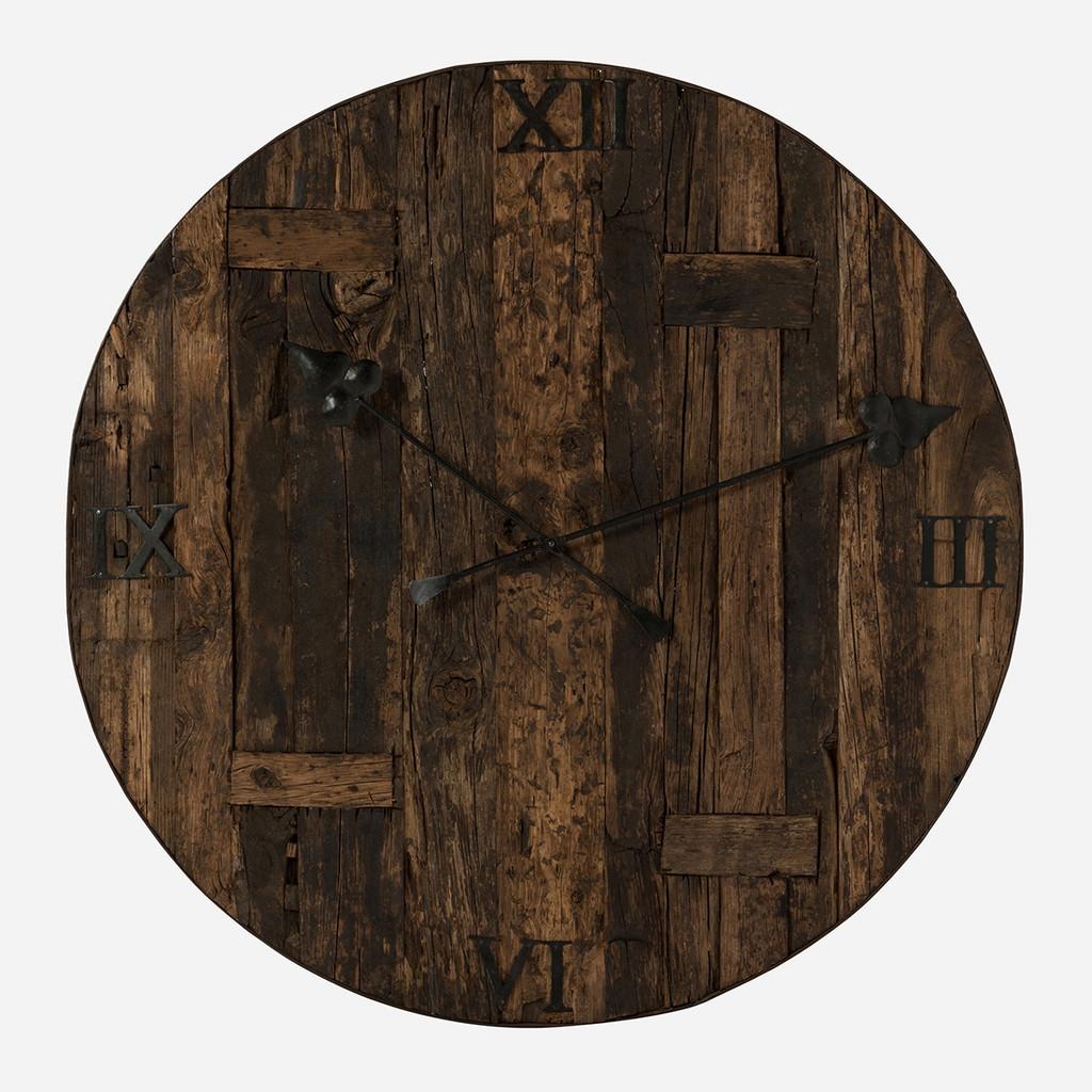 Dordogne Clock Face