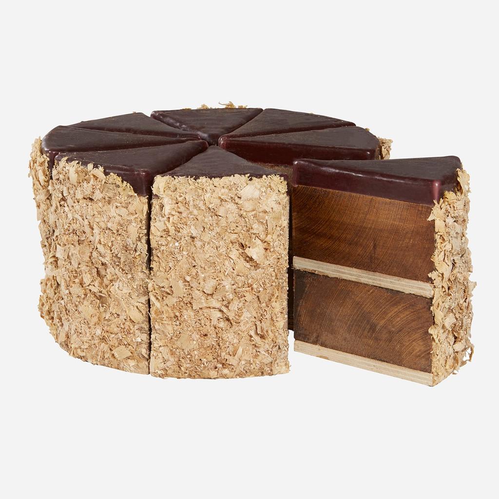 Cake Slice, Coconut