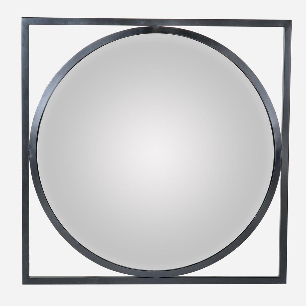 Convex Mirror in Frame