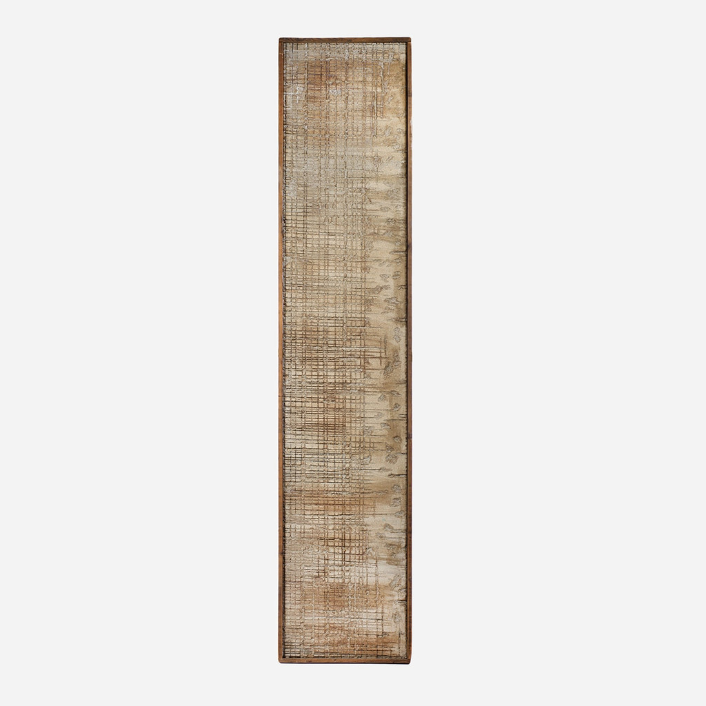 Cobblestone Wood Art, Half 20.5x100in
