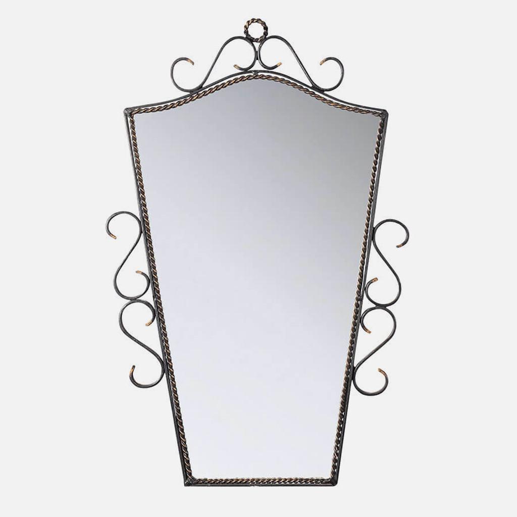 Iron Frame Mirror, 3