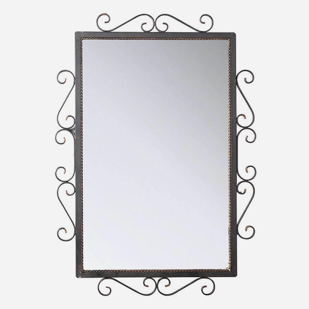 Iron Frame Mirror, 5
