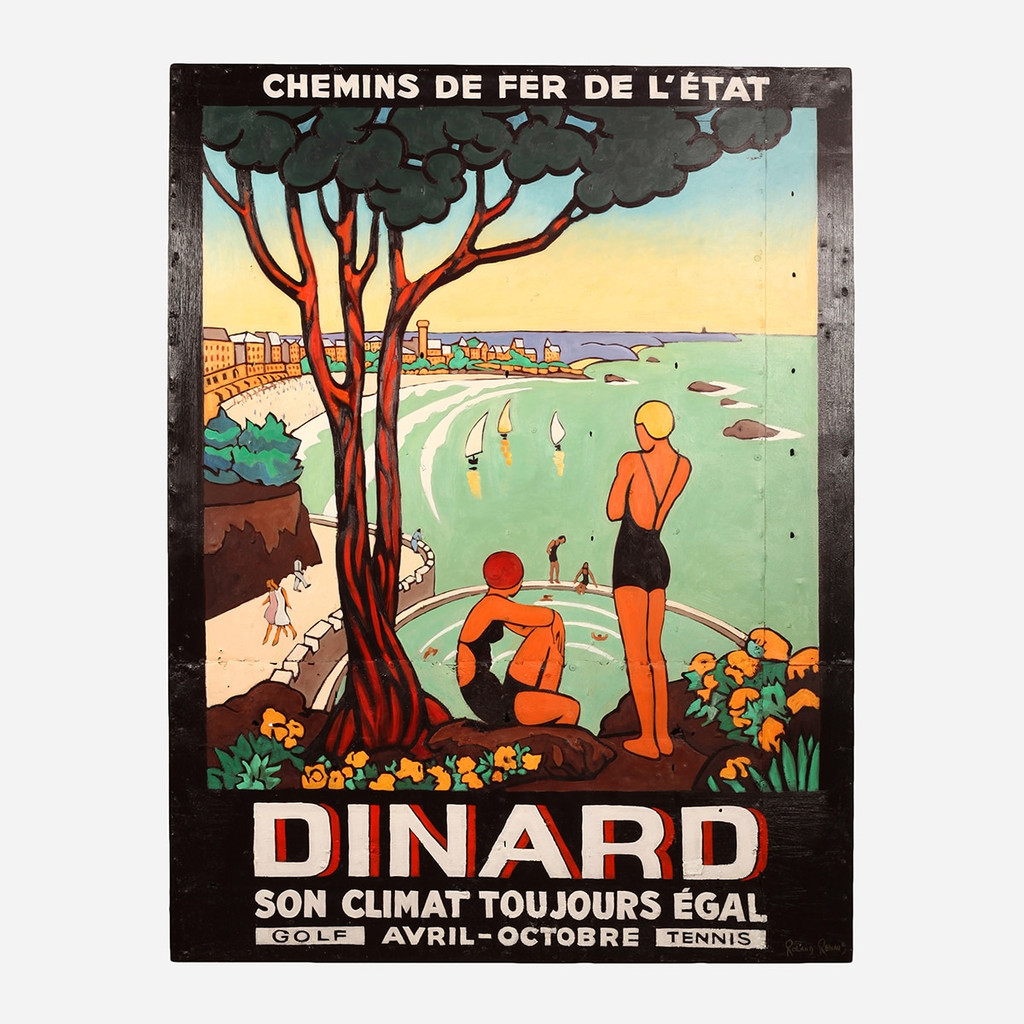 Art on Reclaimed Metal, Dinard