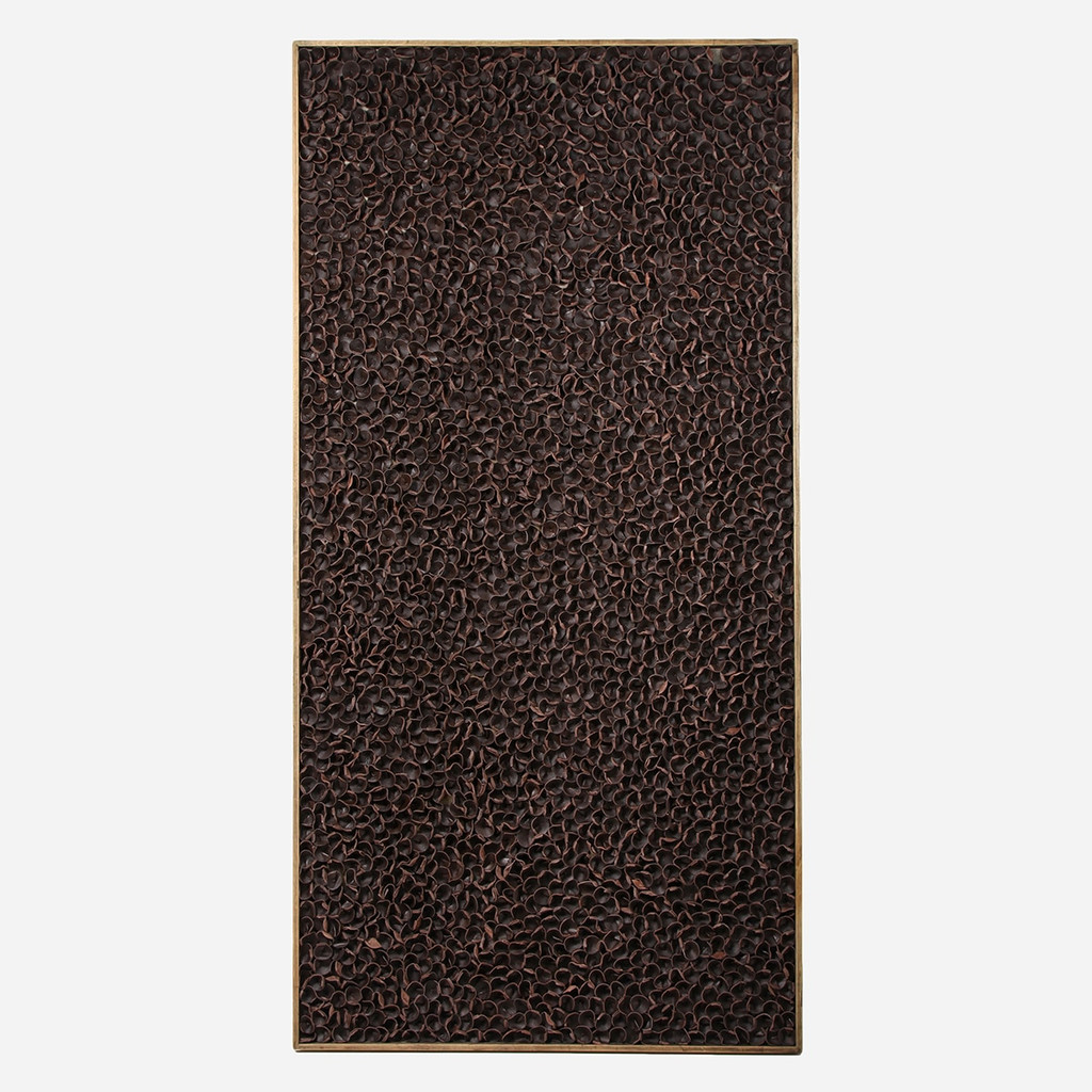 Leather Wall Art 100x50