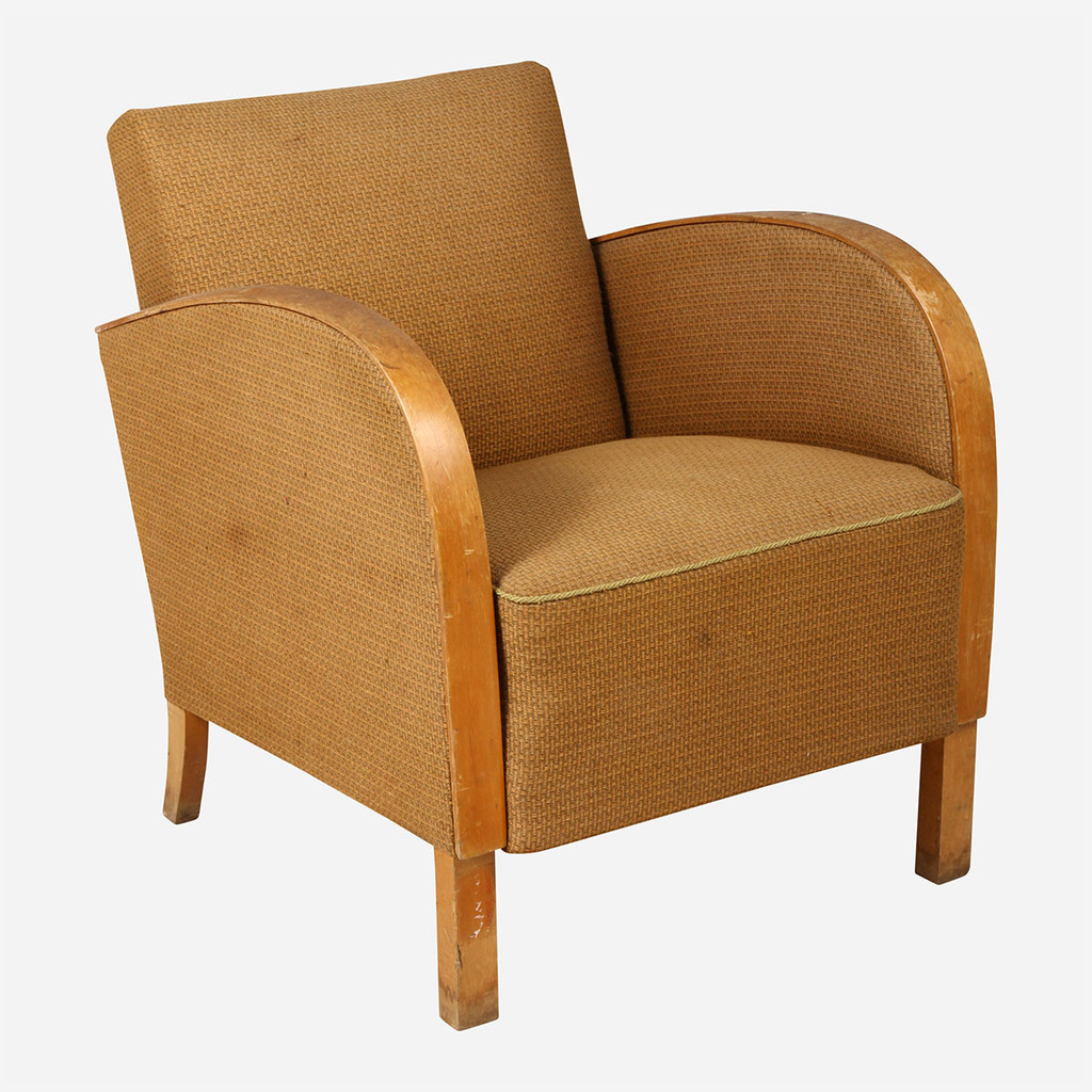 Mid Century Swedish Chair