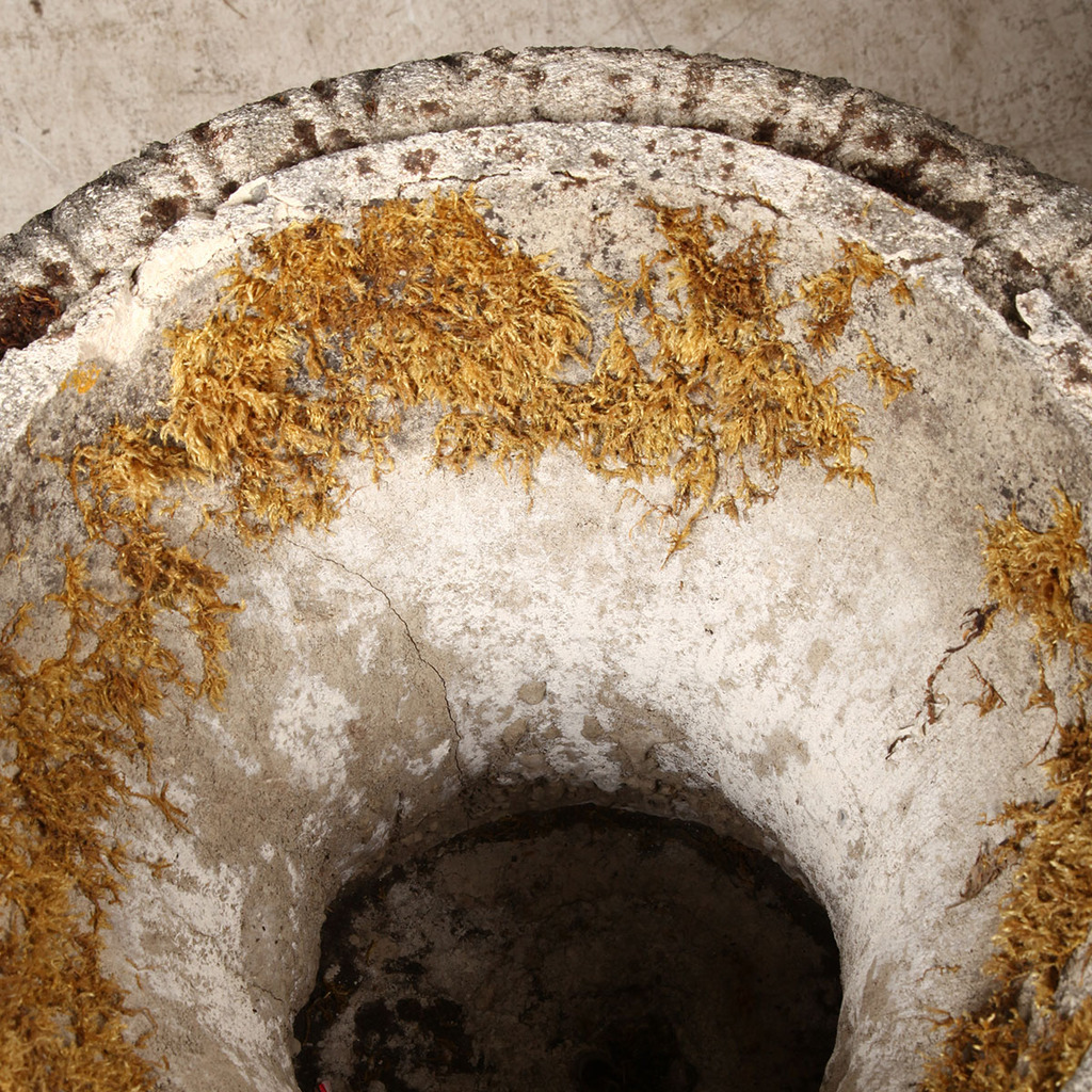 Cement Planter, Urn