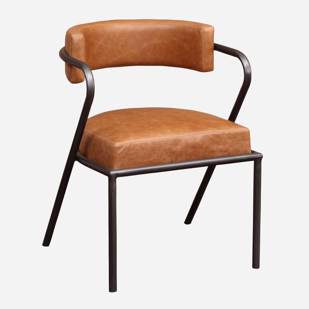 Lyon Chair, Leather
