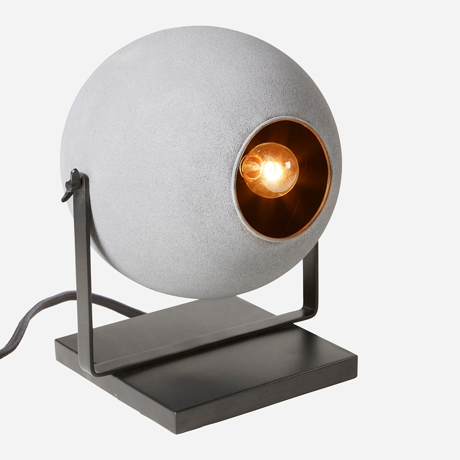 Concrete Spot Light (WHS Open Box Stock)