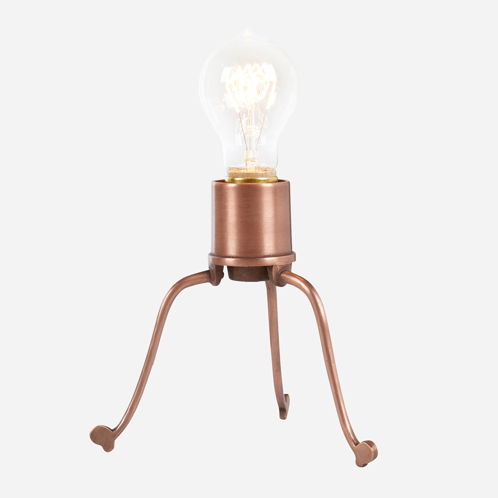 Spider Desk Lamp, Matte Copper (WHS Open Box Stock)