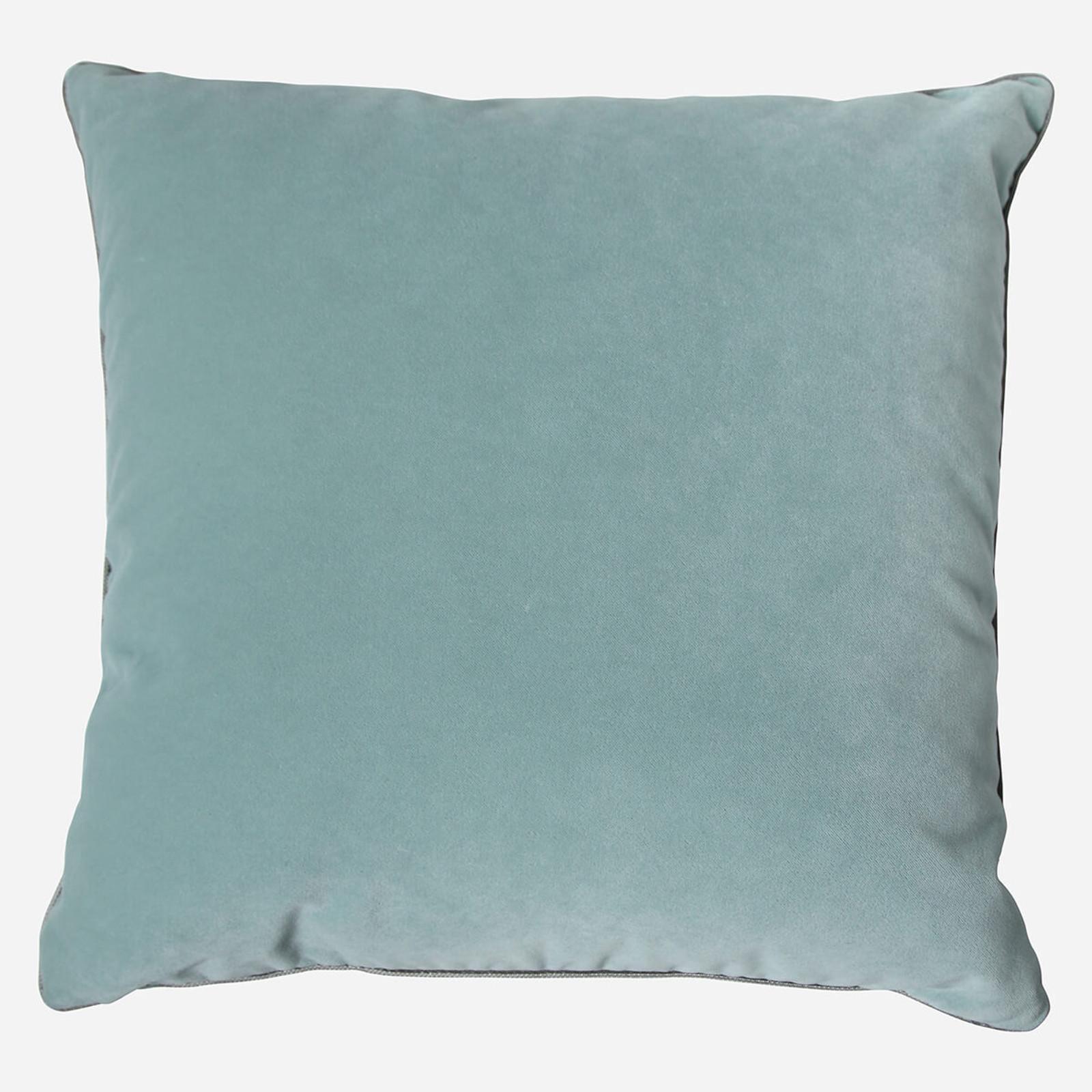 Spa Velvet 22 x 22 w/ Cord Pillow