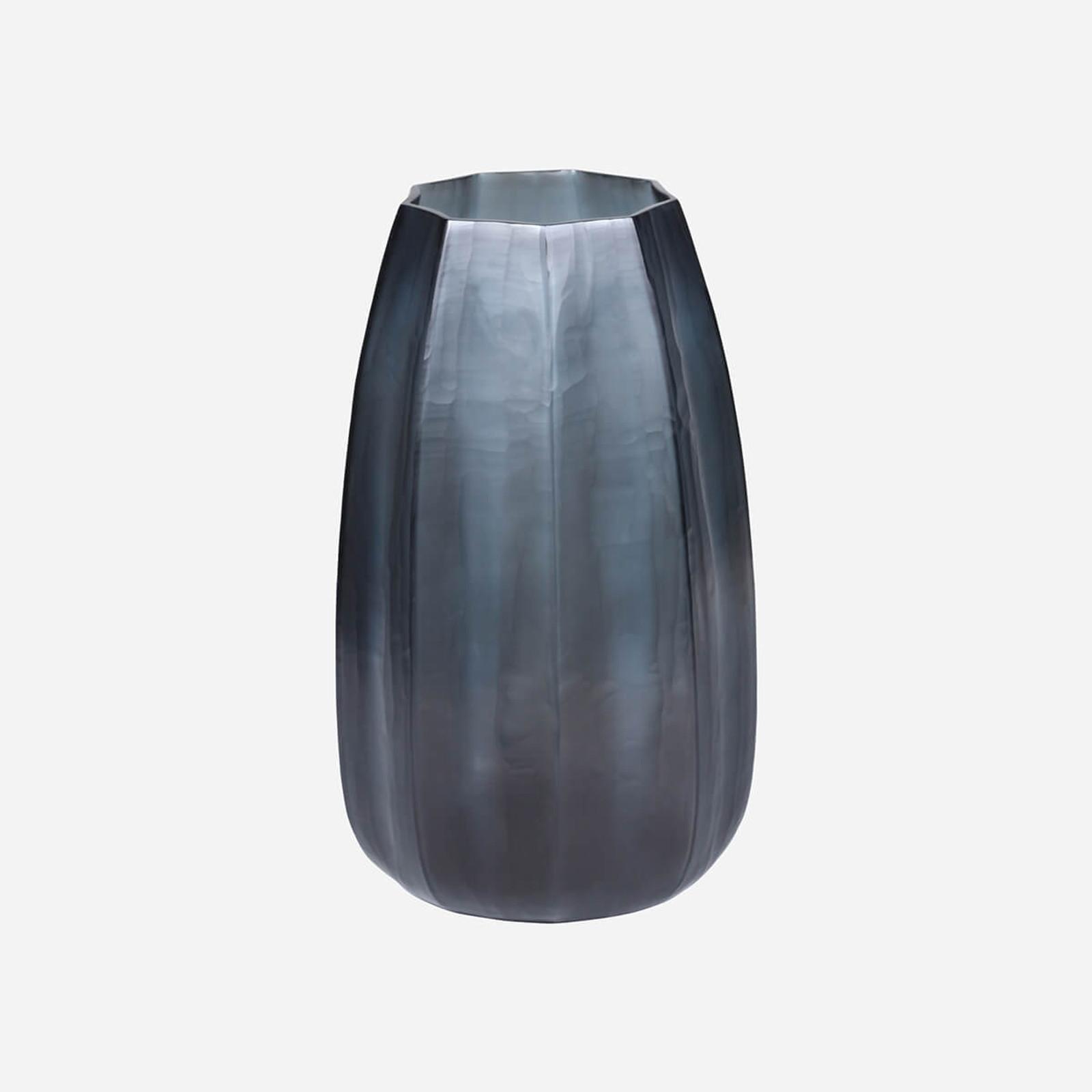 Loire XL Vase, Indigo