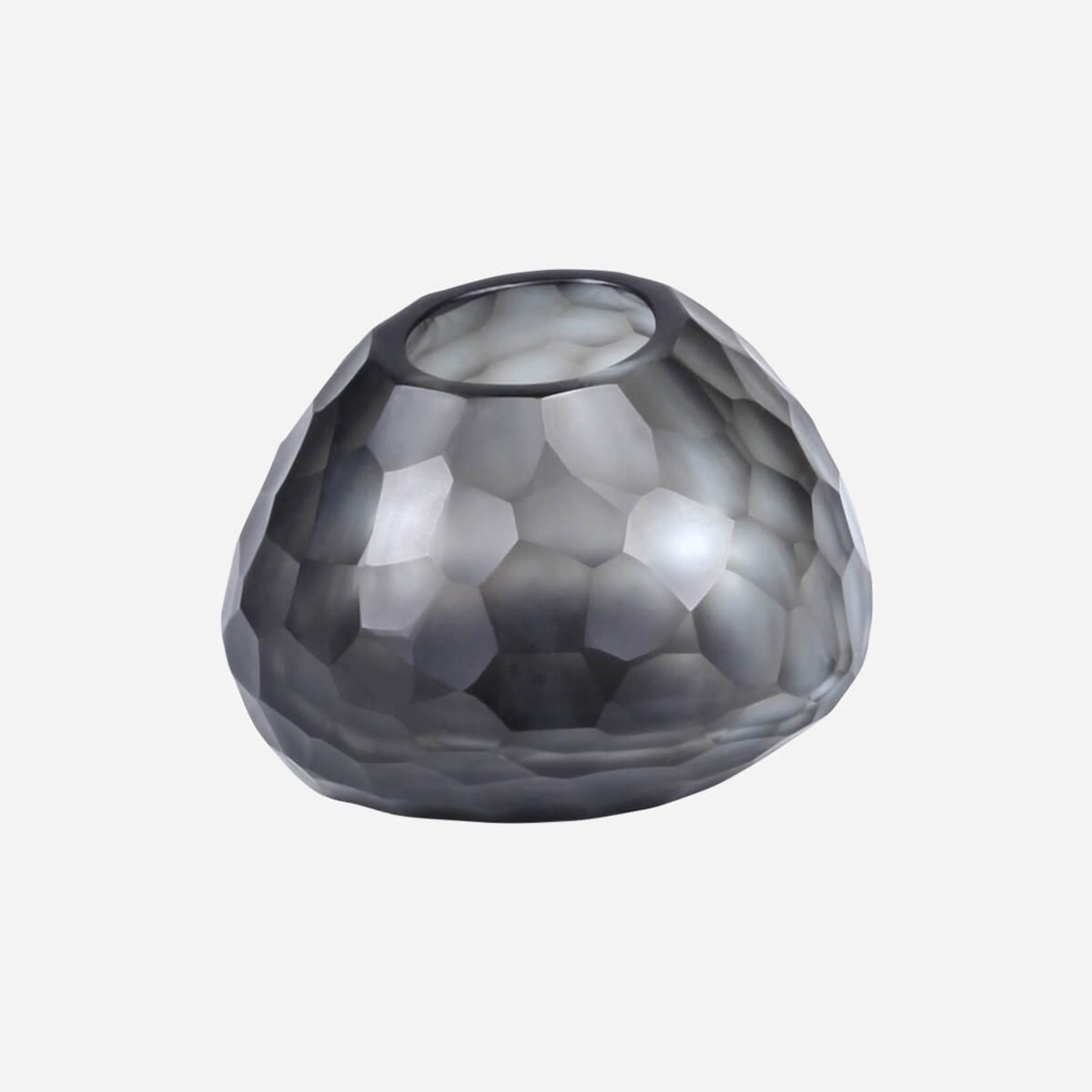 Somme Small Vase, Indigo