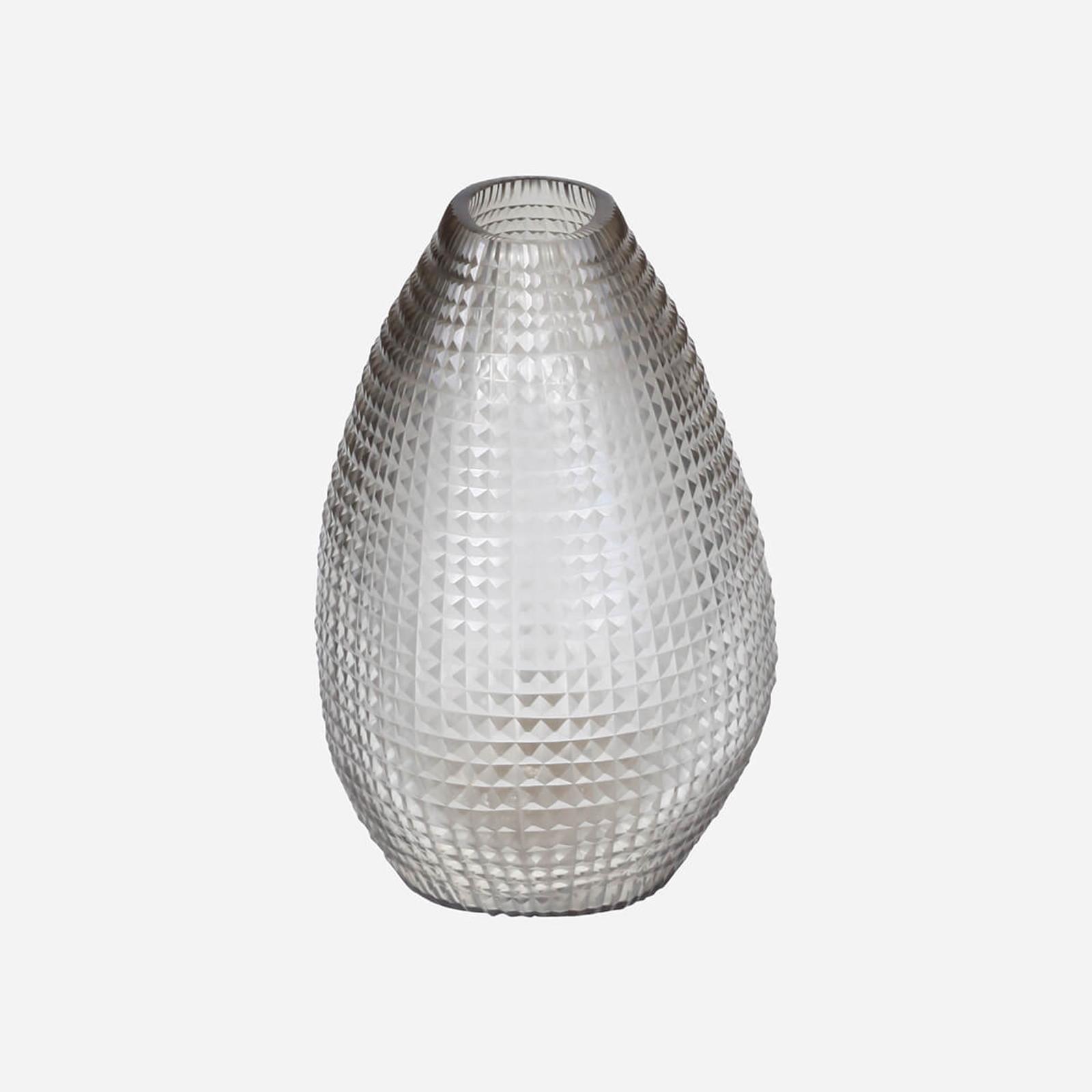 Somme Tall Vase, Jack Fruit Smoke