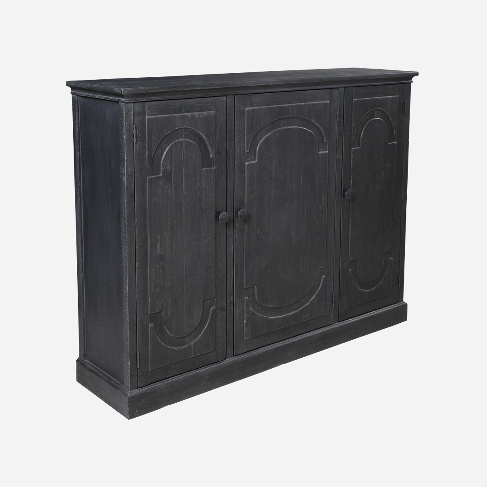 Blue Oyster Armoire