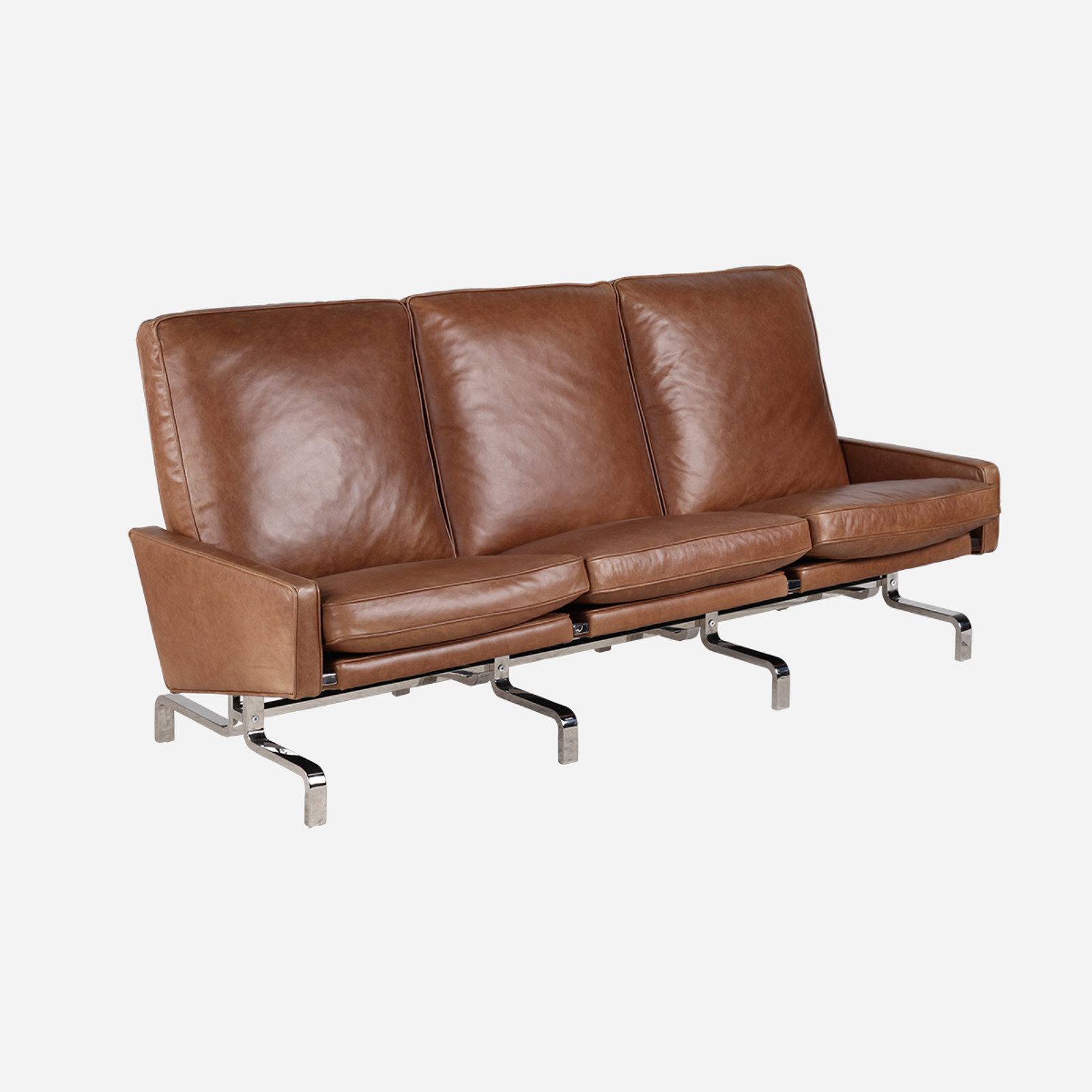 Airport Sofa, Leather