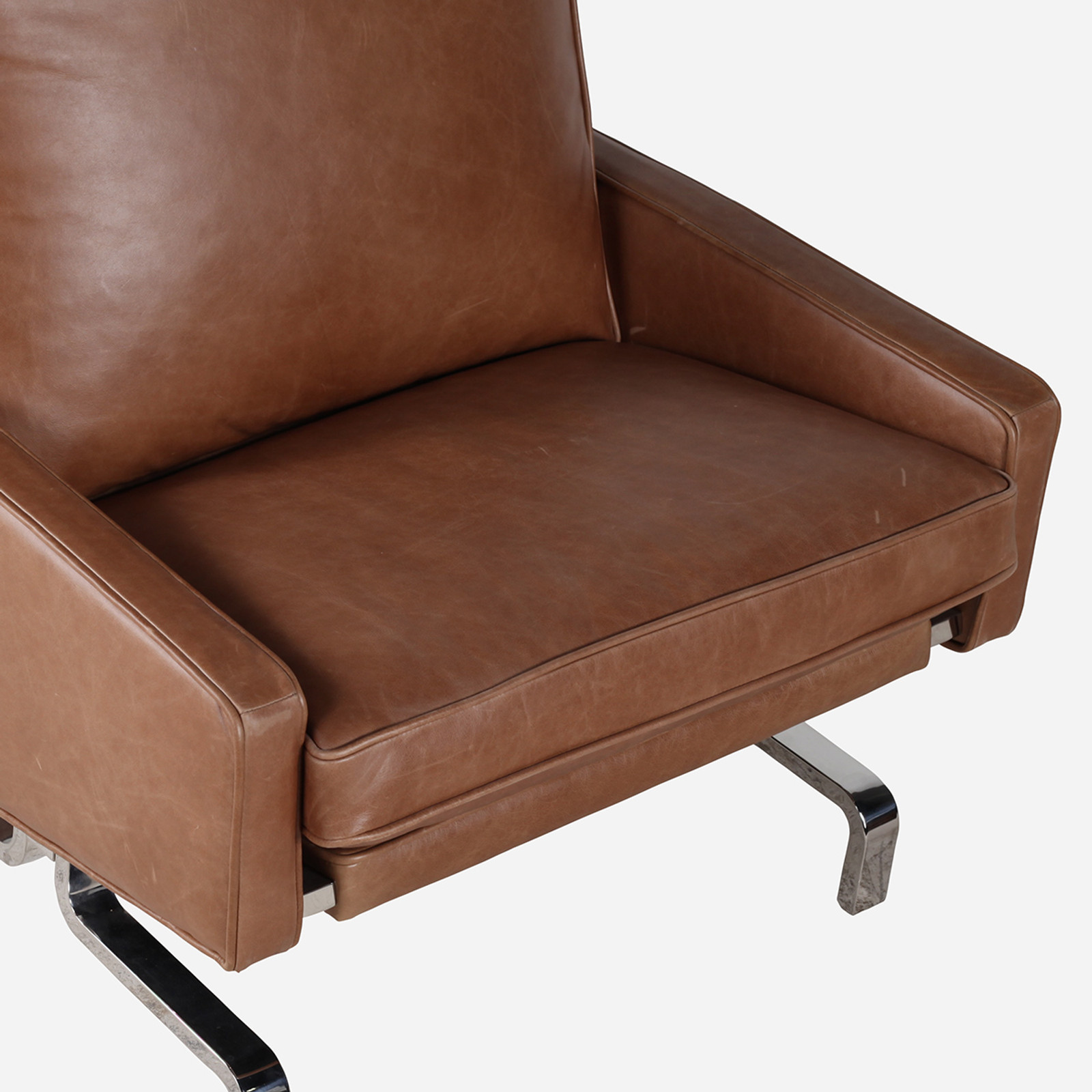 Airport Chair, Leather
