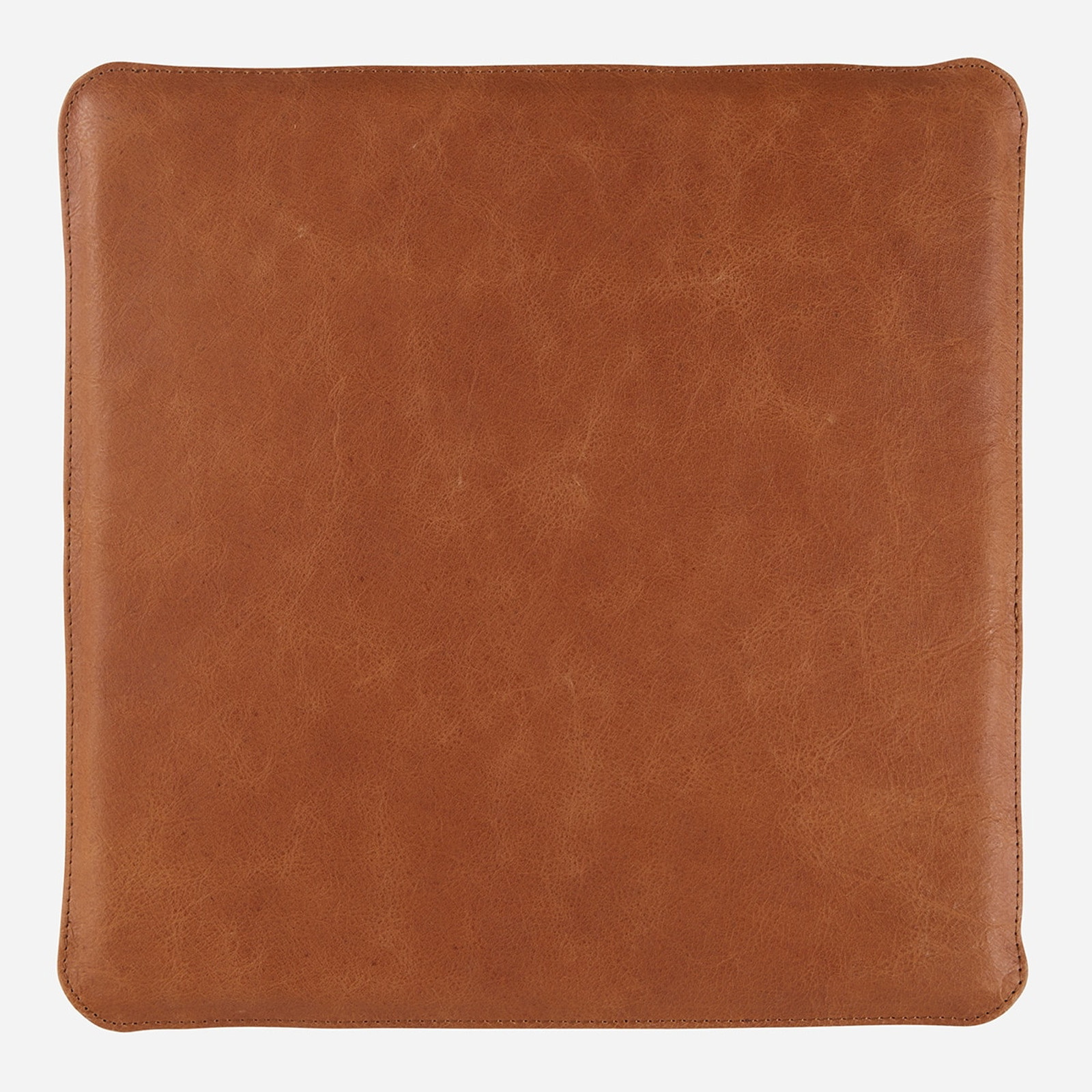 Magnetic Leather Chair Pad, Saddle