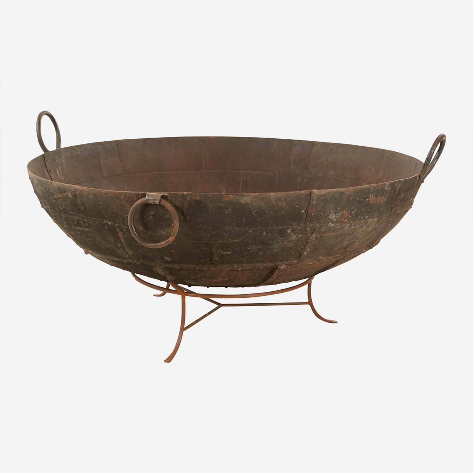 Vintage Fire Pit (36-50in Diameter)