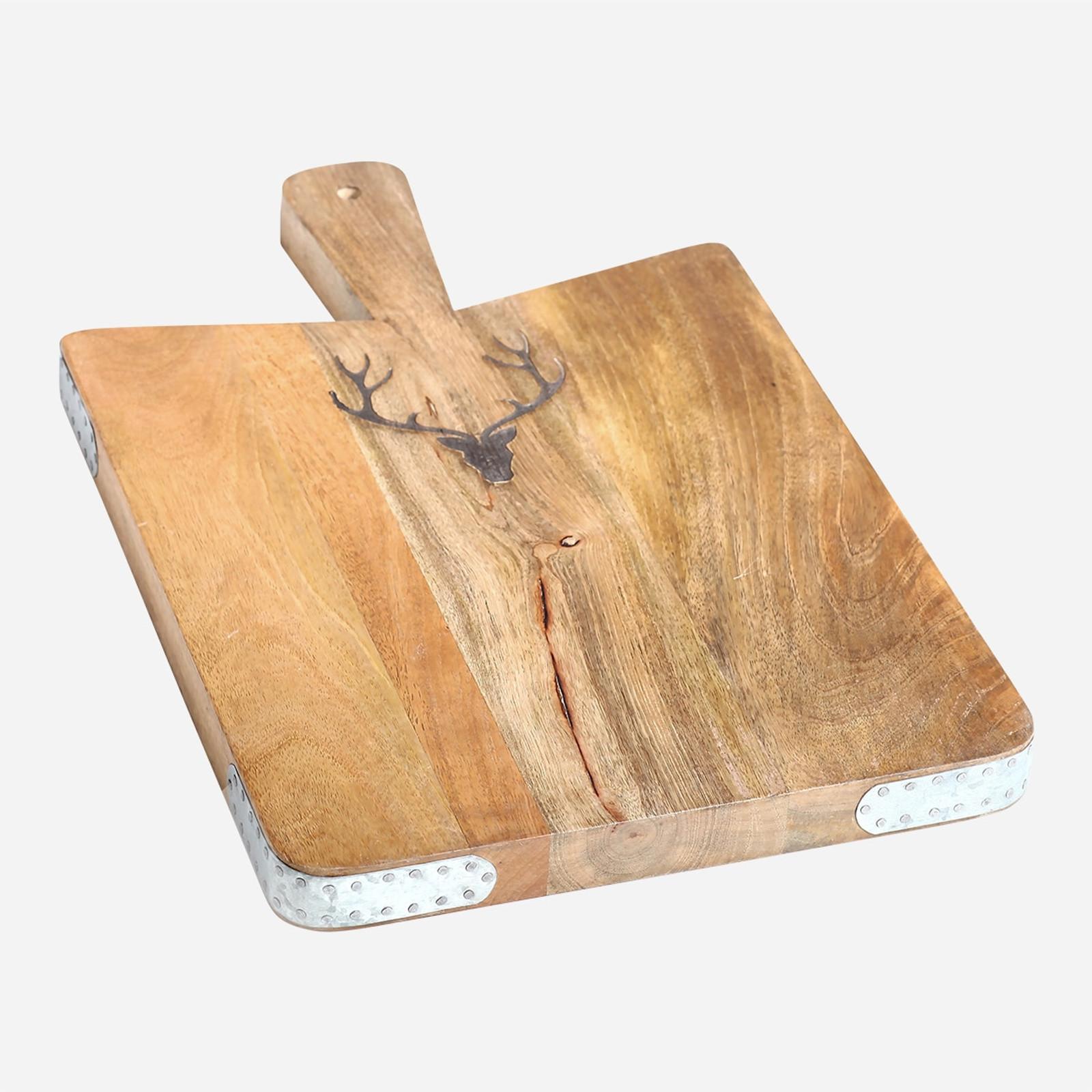Stag Cutting Board