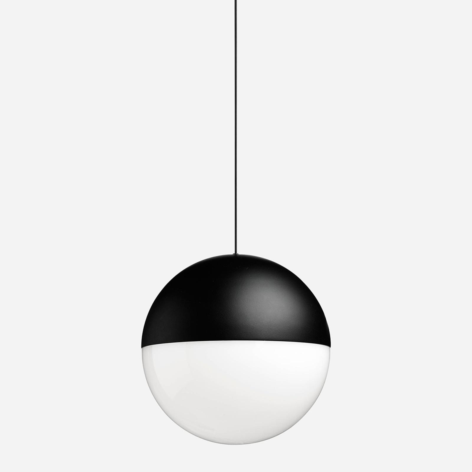 Orbit Globe Pendant