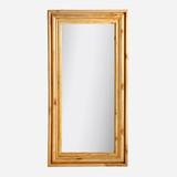 Floor Length Pine Mirror (Natural) (WHS Open Box Stock)