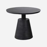 Black Scupper Table, 36in