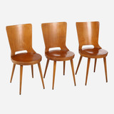 Mid Century Chairs, Set of 6