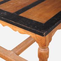 Belgian Oak Farm Table