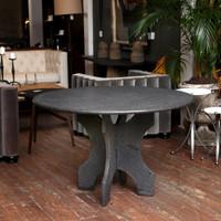 X Base Granite Table