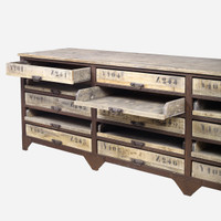 Industrial Counter (15 drawer)